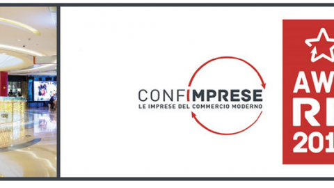 Assegnata la prima edizione dei Confimprese Award al top del retail