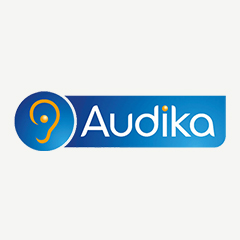 Logo audika - Partner Cofidis Retail