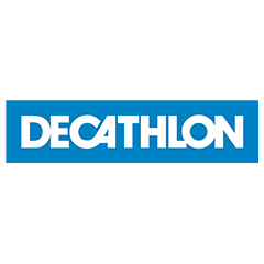 Logo decathlon - Partner Cofidis Retail